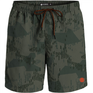 Element Arrowrock Shorts Camp Camo Green Lg