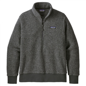 Patagonia Woolyester Fleece Pullover - Women's Forge Grey Md