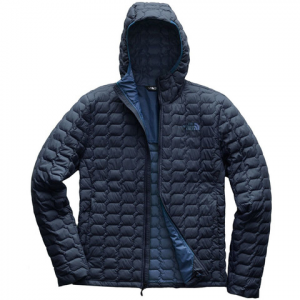 The North Face Thermoball Hoodie Urban Navy Matte Md