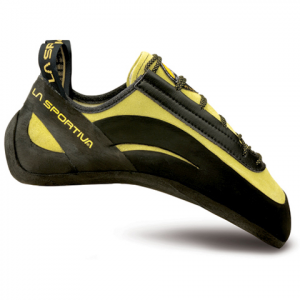 La Sportiva Miura Climbing Shoes Yellow 38.5