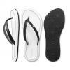 FreeWaters Vezpa Sandals White/black 7.0