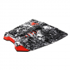 Creature of Leisure Mick Fanning Traction Pad Grey Lime One Size