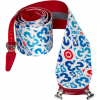 G3 Alpinist Climbing Skin Red/blue 100mm Xshort/153-163 Cm