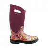 Bogs Classic High Boot w/ Handles - Women's  Vintage/burgandy 6.0