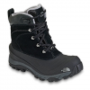 The North Face Chilkat II Waterproof Boot Black/griffin Grey 8.0