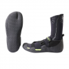 Quiksilver Cypher 7.5m Biofleece Surf Booties Blk 13.0