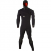 Quiksilver Cypher 6/5/4 LS Hooded Wetsuit Bkw Ms