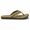 Sanuk Fraid So Sandals Red Brown 11
