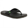 Sanuk Beer Cozy Sandals Black 12
