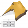 MSR Twin Brothers Tent Color Os