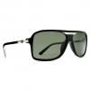 Von Zipper Stache Sunglasses Black Gloss/grey