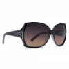 Von Zipper Trudie Sunglasses Black Crystal / Gradient