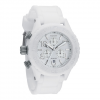 Nixon Rubber 42-20 Chrono Watch White Each