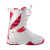 Salomon F3.0 Boot - Women's  White/red 26.0