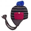 Bula Allie Peruvian Beanie - Women's Black One Size