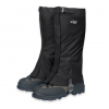 Outdoor Research Verglas Gaiters - Womens Black Lg