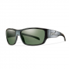 Smith Frontman Polarized Sunglasses Black/polar Grey Green