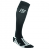 CEP Running Compression Sock Black/grey V/xl
