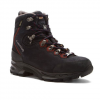Lowa Mauria GTX Flex Hiking Boots - Women's Dark Brown/bordeaux 9.0