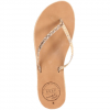 Reef Leather Uptown Luxe Sandals - Women's Tan/snake 10.0