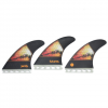 Future Fins Jordy Smith Medium Fins Orange Md