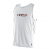 O'Neill 24/7 Tech Sleeveless Crew  Wht/wht Lg