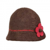 Ambler Mountain Works Fleur Hat - Women's Brown One Size