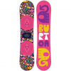 Burton Chicklet Snowboard - Kids' Graphic 115 115