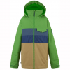 Burton Symbol Jacket - Boys Slime Block Xl