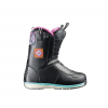 Salomon Lily Snowboard Boots - Women's  Black/glacier/fancy Pink 24