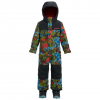 Burton Minishred Striker One Piece - Boy's Sasquatch 4t