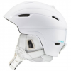 The Salomon Icon Custom Air Helmet White Sm