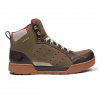 Forsake Pilot Shoe Brown/garnet 8.0