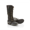 Sorel Conquest Carly Boots - Women's Black 10.5