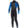 Quiksilver Syncro Kids 4/3mm Back Zip Fullsuit Wetsuit Xkkp 8