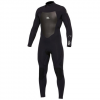 Quiksilver Syncro 4/3MM Back Zip Full Wetsuit Kvdo Xls