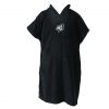 Creatures of Leisure Surf Poncho Black Os