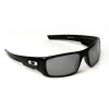 Oakley Crankshaft Polarized Sunglasses Matte Black/black Polarized