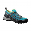 Salewa Wildfire Shoes - Women's Atlantis/sulphur 6.0