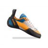 Scarpa Techno X Climbing Shoes Silver/azure 39.5