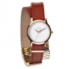 Nixon Kenzi Wrap Watch Rose Gold/mixed Os
