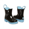 Toms Rain Boots - Youth Yellow/white 1