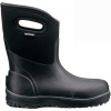 Bogs Ultra Mid Boot Black 8.0