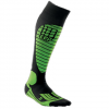 CEP Compression Progressive+ Ski Race Sock - Women's Green Iv