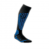 CEP Compression Progressive+ Ski Thermo Socks Black/grey Iv