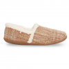 Toms Slippers - Women's Pink Boucle 7