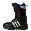 Adidas The Samba Snowboard Boot Black/white/bluebird 8.0