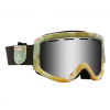 Ashbury Warlock Goggles White One Size
