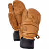 Hestra Fall Line 3 Finger Gloves Tan 7