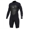 Quiksilver Syncro 2mm Long Sleeve Back Zip Springsuit Kvdo Md